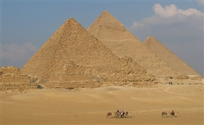 German National Who Climbed Pyramid Banned From Entering Egypt for Life