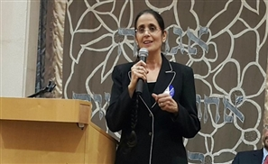 Israeli MP Dr. Anat Berko: Palestine Cannot Exist Because Arabs Do Not Have the Letter P