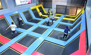 Gravity Code: Egypt's First Trampoline Park