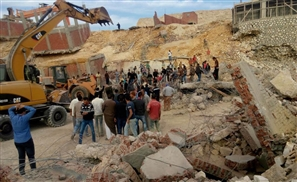 Marble Workshop Collapses in South Cairo Killing Three