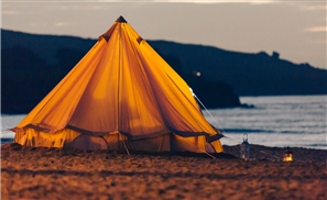 Destination Glamping: Camping for People Who Wear Deodorant