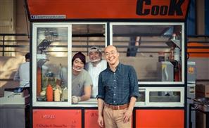 Team Cook: A Korean Food Cart's Fresh Take On Social Welfare