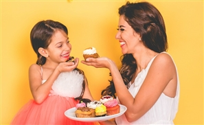 Win Cupcakes Galore at Crumbs While Capturing A Special Mother's Day Moment