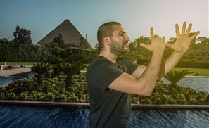 Ibrahim Maalouf Jazzes Up The Pyramids With His First Concert In Egypt