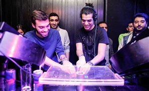 Disco 7amra: A-Squared & Disco Misr To Spin CJC Into Musical Euphoria