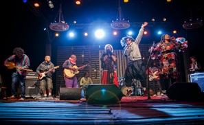 Oshtoora Music and Arts Festival is Camping Out In Fayoum