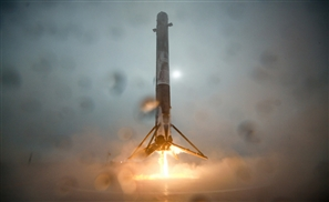 VIDEO: Mission Accomplished As SpaceX Lands Reusable Rocket On Drone Ship At Sea