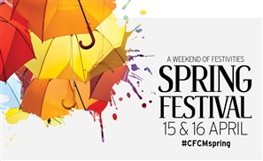 Celebrate Spring at Cairo Festival City Mall