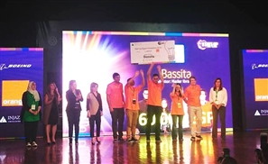Bassita Among the Top Winners at Injaz's Startup Egypt 2016