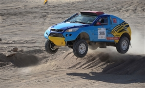 Racing in the Desert: Navigating Uncharted Territory in El Gouna