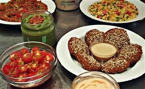 Egypt's Zööba Wins Big at London Falafel Festival