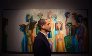 A Nightcap With Egyptian Artist Hady Boraey