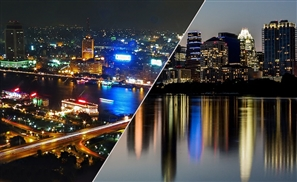 Diamonds in the Desert: Downtown Cairo and Downtown Austin
