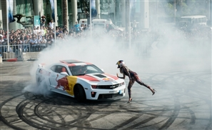 Red Bull Car Park Drift Contest Is Back