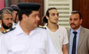 Imprisoned Egyptian Photojournalist Shawkan Awarded the Press Freedom Award