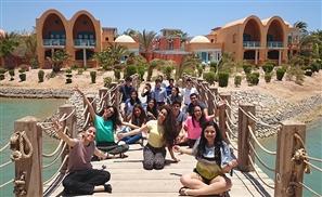 4 Mindblowing Egyptian Teenage Entrepreneurs Changing the World at Spark Entrepreneurship Camp