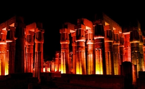 Video: Egypt's Luxor Temple Is Even More Magical From A Drone's Eye View