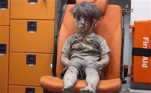 Why This Picture of a Syrian Child is Going Viral