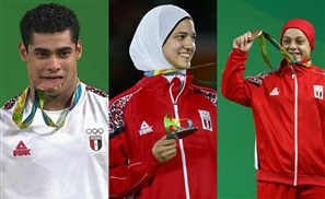 10% Tax Deductions On All Egyptian Olympians' Cash Rewards