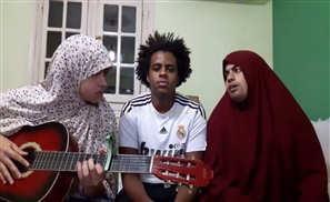 Egyptian YouTubers Hilariously Spoof Adele's Hello and It's the Best Thing Ever