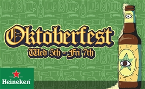 Oktoberfest is Taking Over Cairo Jazz Club