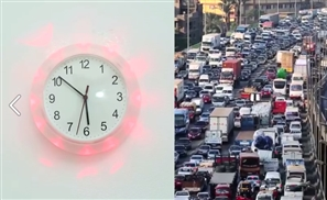 Video: Watch How Egyptian Engineers Make An IKEA Clock Changes Colours According To Cairo Traffic