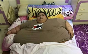 Morbidly Obese and Bedridden Egyptian Woman Calls for Help on Facebook