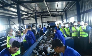 Egypt Launches New Recycling Power Plant