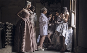 Exclusive: Kojak's Newest Shoot is Inspired by an Asylum and It's Crazy Beautiful
