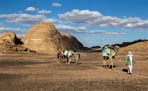 Sinai Trail Wins Best Tourism Project at the Prestigious British Guild Awards