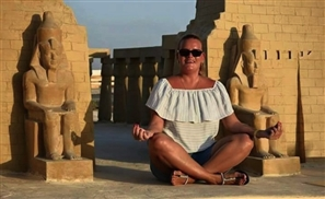 Mini Versions of Iconic Egyptian Landmarks at Hurghada's Mini Egypt Park