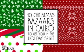 10 Christmas Bazaars in Cairo to Get You in the Holiday Spirit