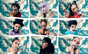 14 Photos that Showcase the Topsy Turvy World of Cairo's Newest Club, Wunderkind
