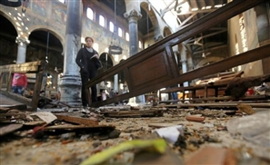 ISIS Claims Responsibility for Coptic Cathedral Bombing in Cairo