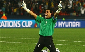 El Hadary to Become Oldest Player to Ever Play in the African Nations Cup Finals