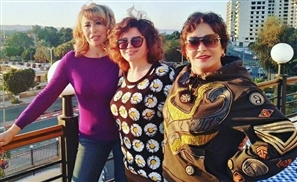 9 Photos Capturing Egypt's Biggest Stars at Aswan's First International Women's Film Festival