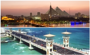 Cairo and Alexandria Ranked Among Africa's Top 10 Cities to Live in