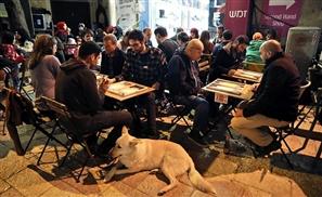 Jews Face Off Against Muslims in Backgammon Battle in Jerusalem