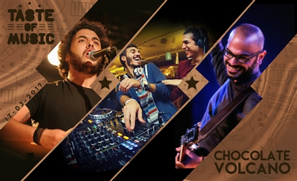 A Chocolate Festival is Actually Happening This Friday Featuring Egypt's Grooviest Bands