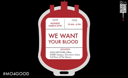 We're Hosting Our 2nd Blood Drive Next Monday and If You Join Us You Could Actually Save Lives