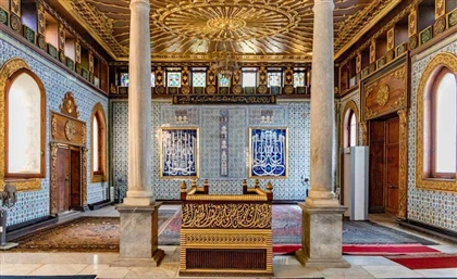 23 Spectacular Photos from Inside the Iconic Mohamed Ali Palace