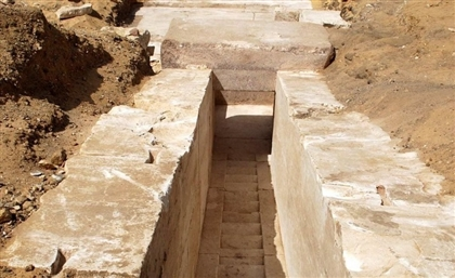 A 3,700-Year-Old Pyramid Was Just Discovered South of Cairo