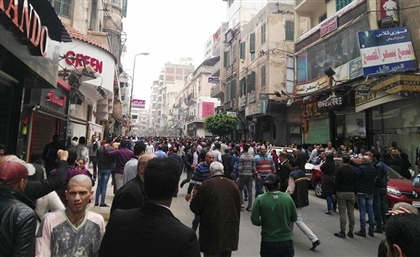 Breaking: 2nd Palm Sunday Bombing Hits Cathedral in Central Alexandria