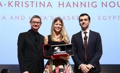 Egypt's Favourite Organic Farmer Wins Prestigious International Cartier Award for Women