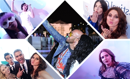 Cairo Fashion Festival Was the Most Fabulous Yet and We Have All the Selfies to Prove It