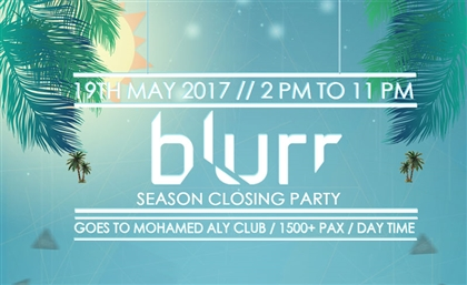Blurr Saves the Day Once Again With Massive Blowout End of Season Party