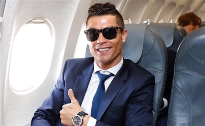 Cristiano Ronaldo's Family is Reportedly Visiting Egypt this Week for the Opening of the Region's Largest Water Park