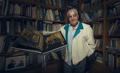 Zahi Hawass to Write Encyclopedia on Ancient Egypt Titled 'Zahi Hawass Writes about Ancient Egypt'