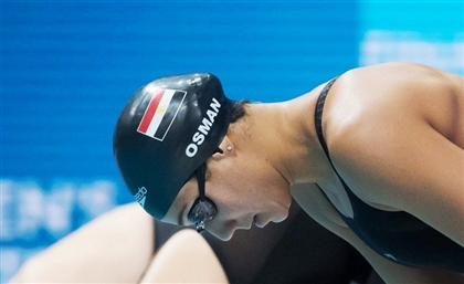 Farida Osman Wins Egypt's First Ever Medal at FINA Swimming World Championship