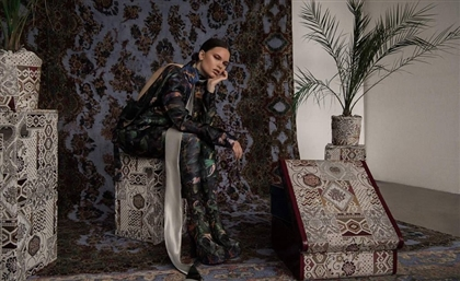 This New Shoot is The Embodiment of Pan-Egyptian Chic